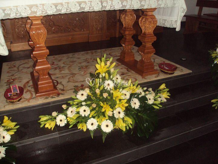 Propuestas para el altar