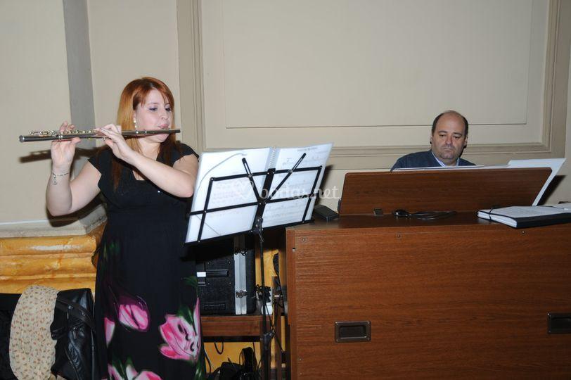 Dúo flauta