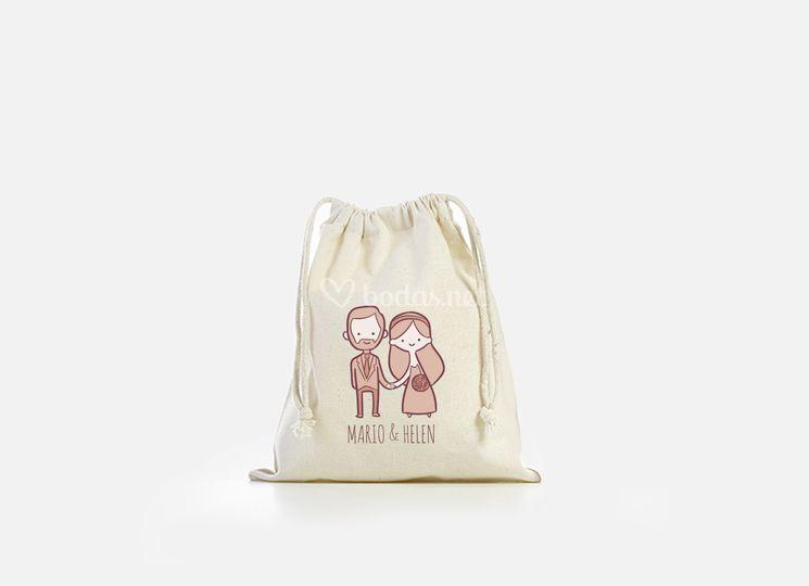 Bolsas de algodón minis