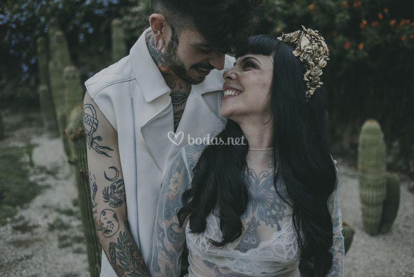 Fotografia de boda - reportaje
