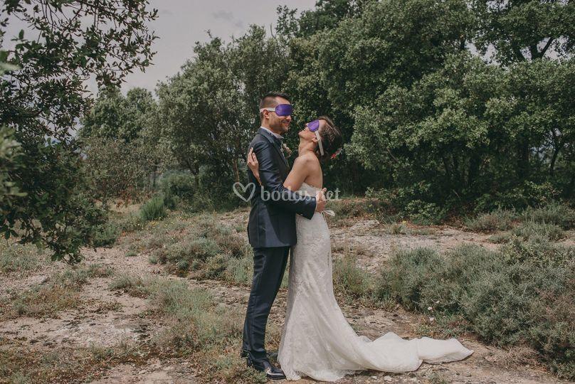 Fotografia de boda First Loo