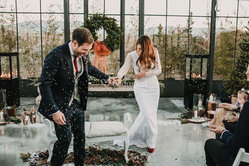 Ceremonia invierno