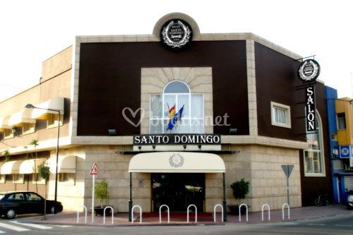 Salones de Boda Valencia de Santo Domingo Jardines