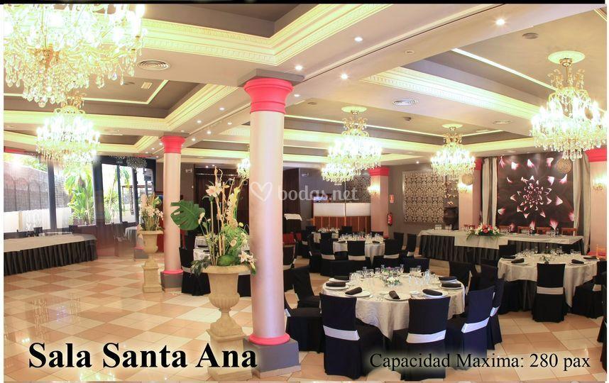 Salón Santa Ana