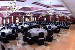 Sala Reina (550 comensales) de Santo Domingo Jardines