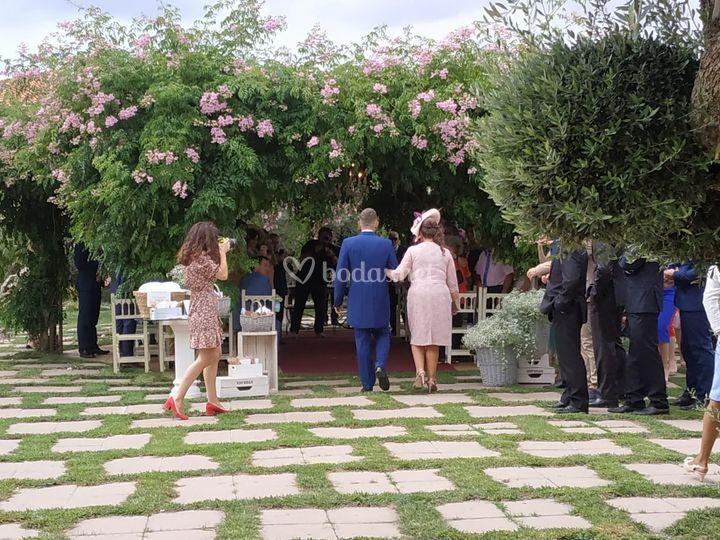 Jardines El Zahor