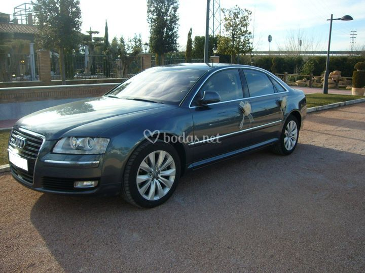 Audi A8 4.2 TDI Ext