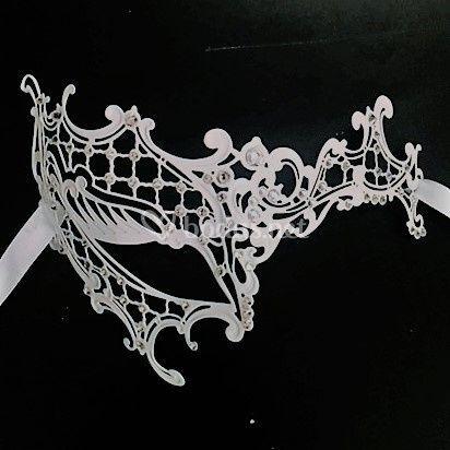Mascara bodas filigrana