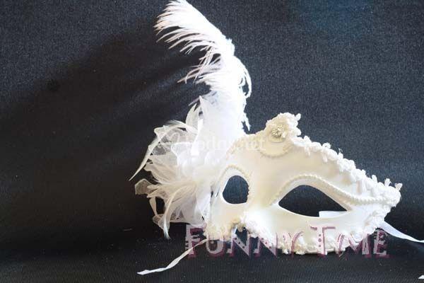 Máscara veneciana L. fantasía