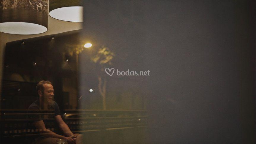 Alejandro Huyro - captura del vídeo