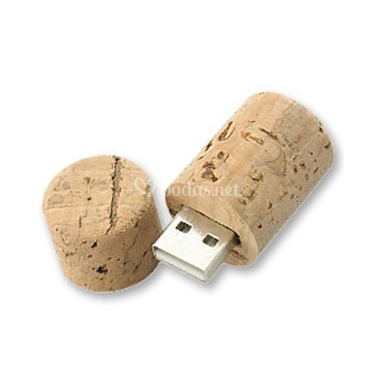 USB corcho