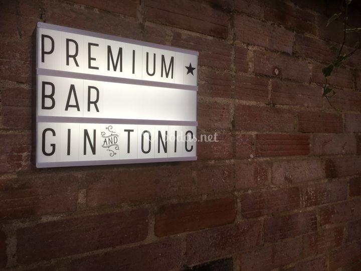 Premium Gin-tonics LoCatamos