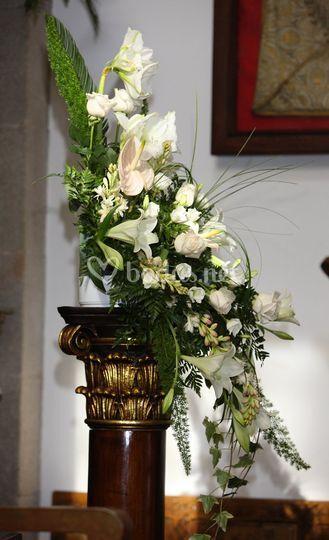 Centro del altar