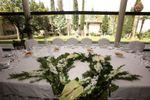 Montaje de banquete de Ca Pareja - Grupo Alameda