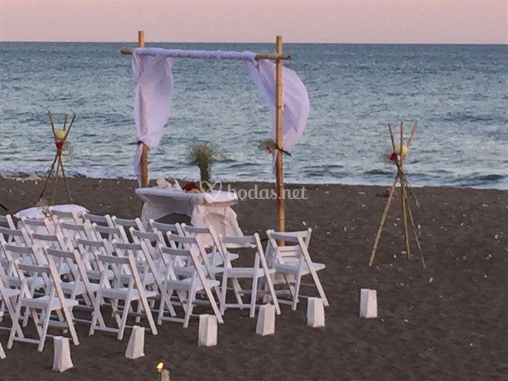Candado Beach
