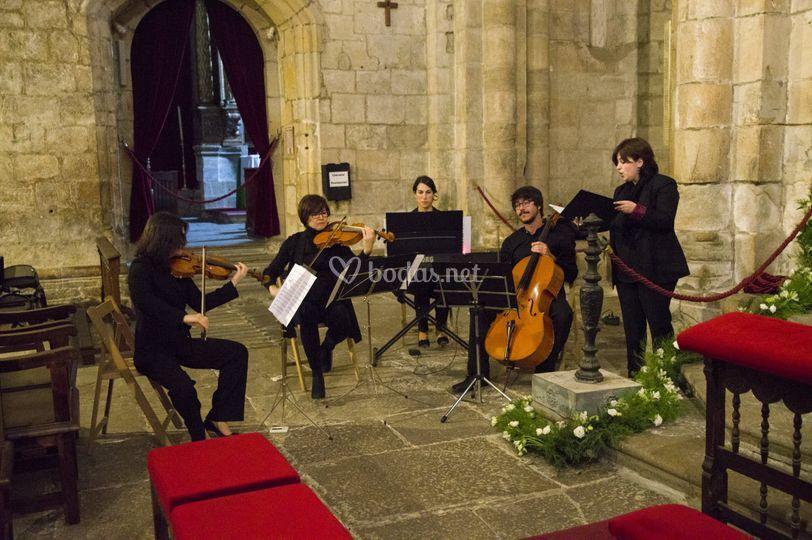 Ceremonia Colegiata Santillana