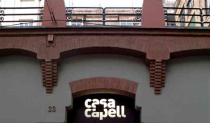 Casa Capell Espai Polivalent
