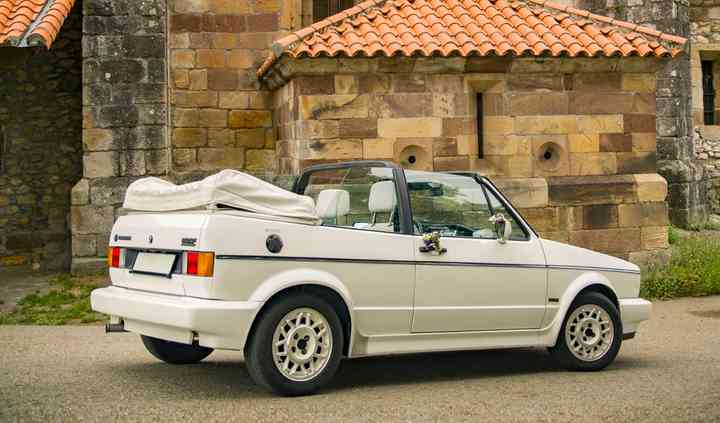 Vintage Cabrio