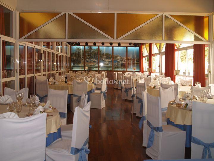 Sal n mediterr neo de restaurante jos carlos foto 39 - Salon mediterraneo ...