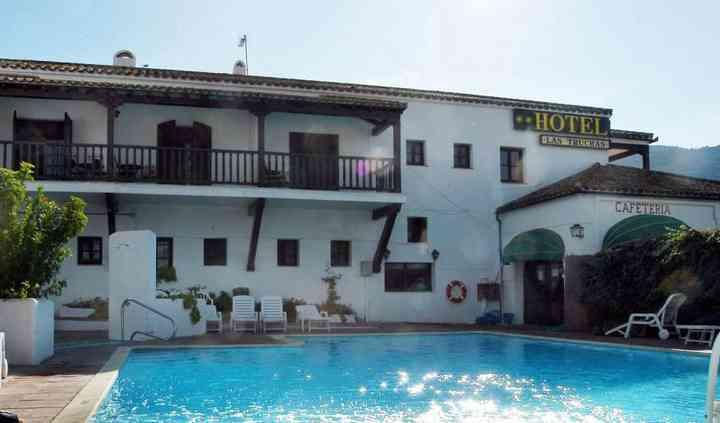 Hotel Las Truchas