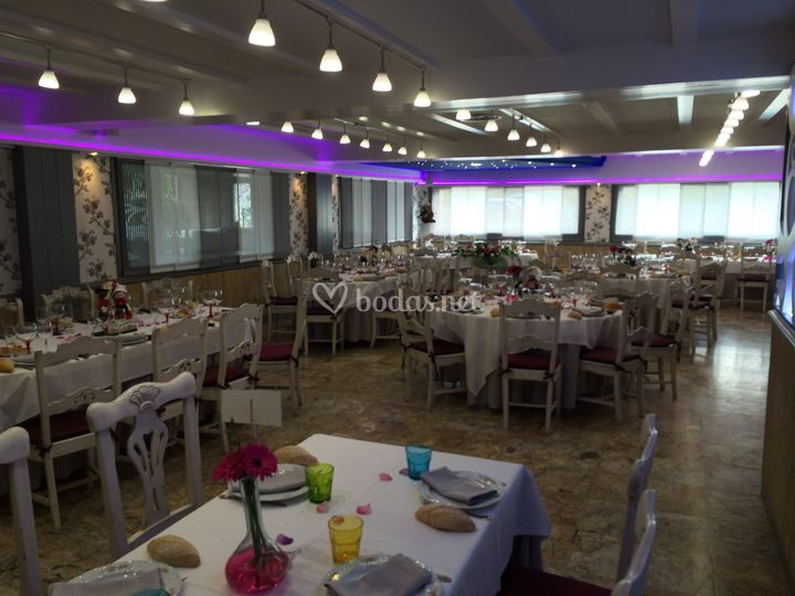 Restaurante Ganene