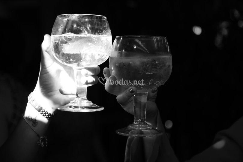 Copas aperitivo