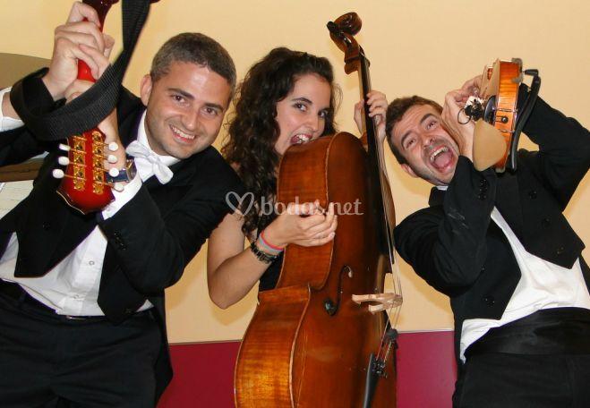 Un toque musical en la iglesia
