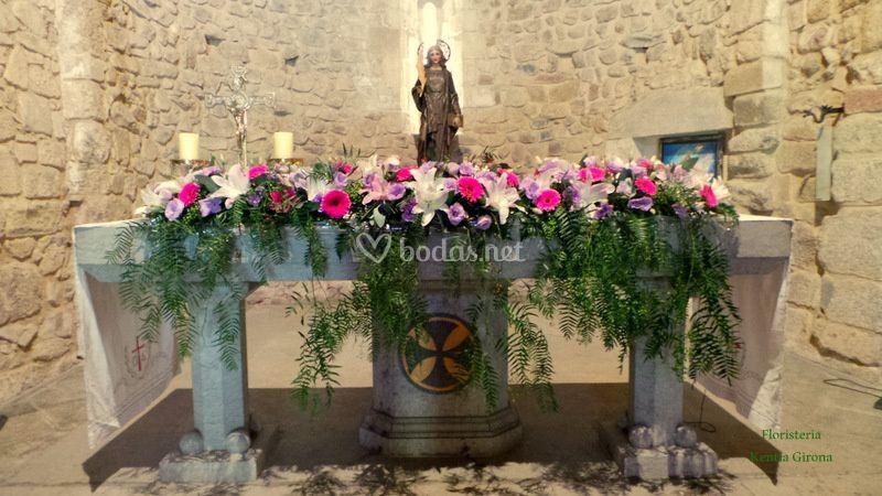 Caminito altar