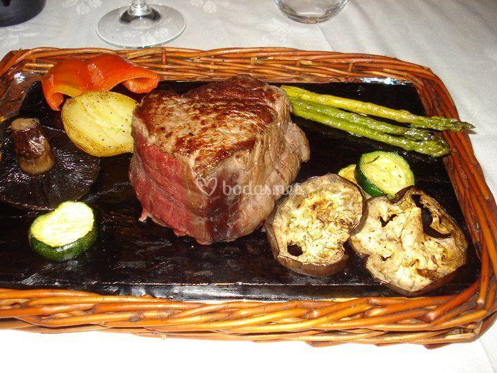 Gastronomía local