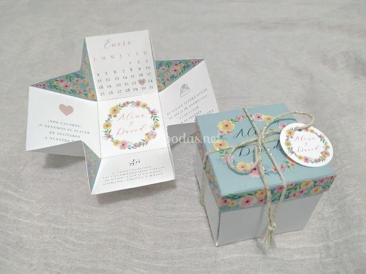 Santos Design and paper