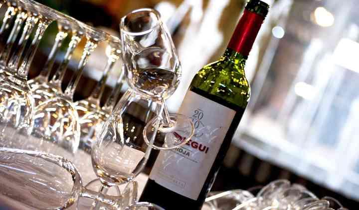 Vinos · Copas