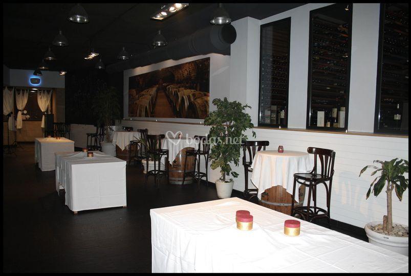 Restaurante puerta del mar - Salon mediterraneo albal ...