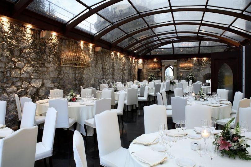 Comedor boda- eventos