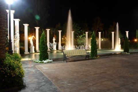 Fuente entrada noche