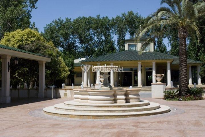 Fuente Salón Granada