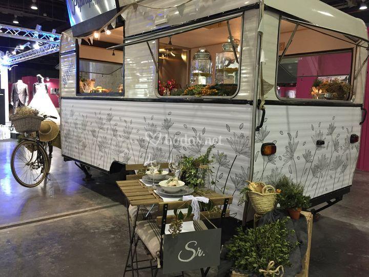 Food Truck J. La Hacienda