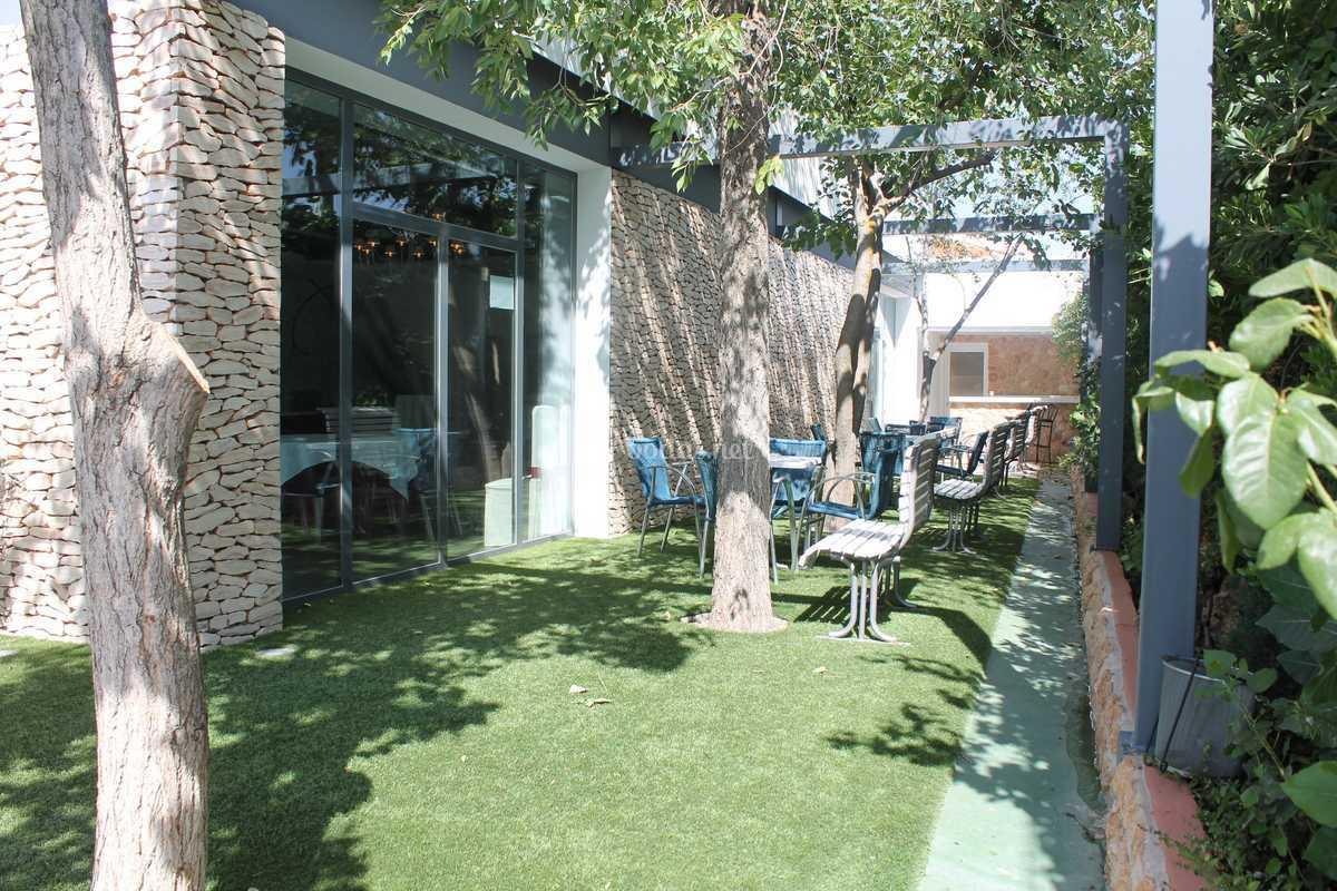 Jardín del lounge & cocktail