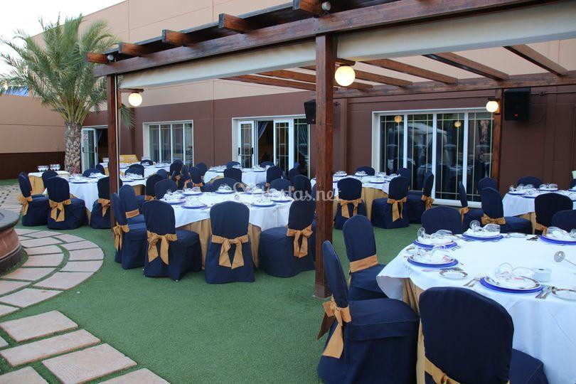 Salón de Celebraciones Media Luna