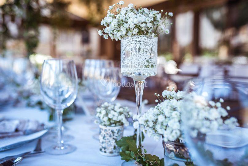 Detalle deco boda HdC