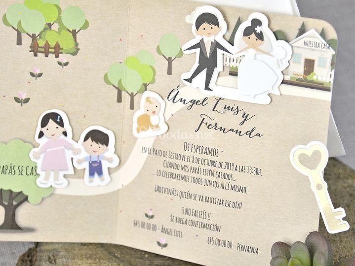 Mis papis se casan