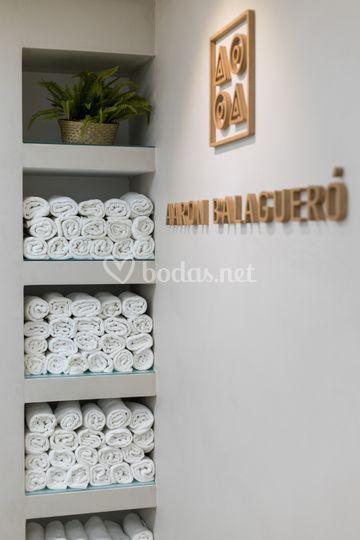 Salón de peluquería e imagen