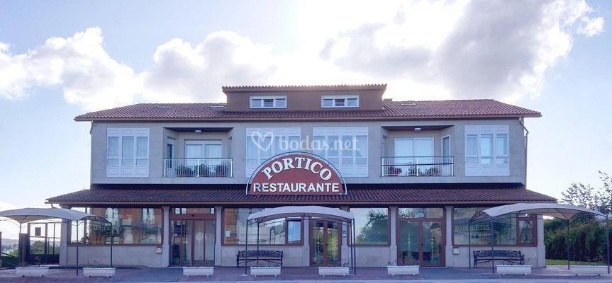Restaurante Pórtico de Restaurante Pórtico