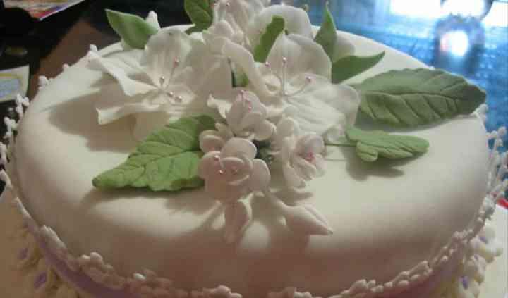 Tarta para bodas