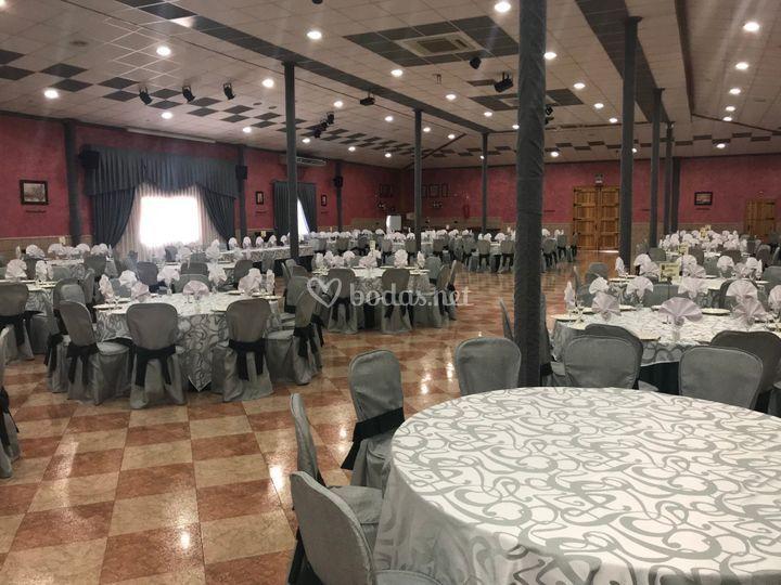 Salón Kairos