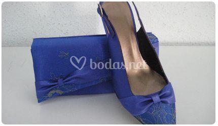Fabricamos tus zapatos de boda y bombonera