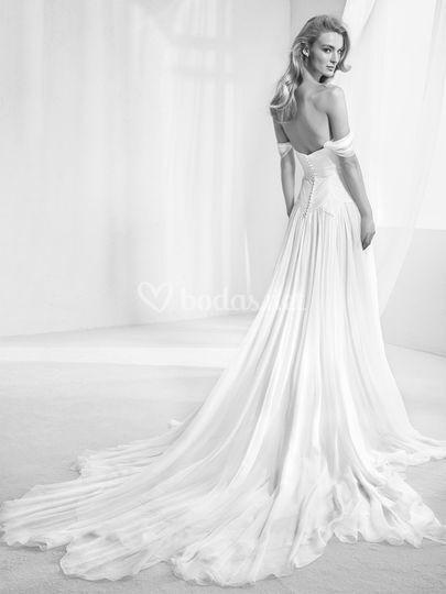 Venta de vestidos de novia pronovias