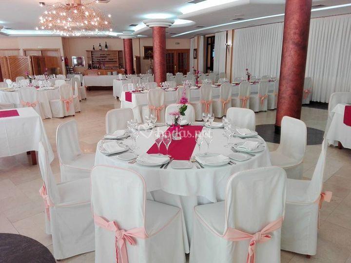 Salón de banquete