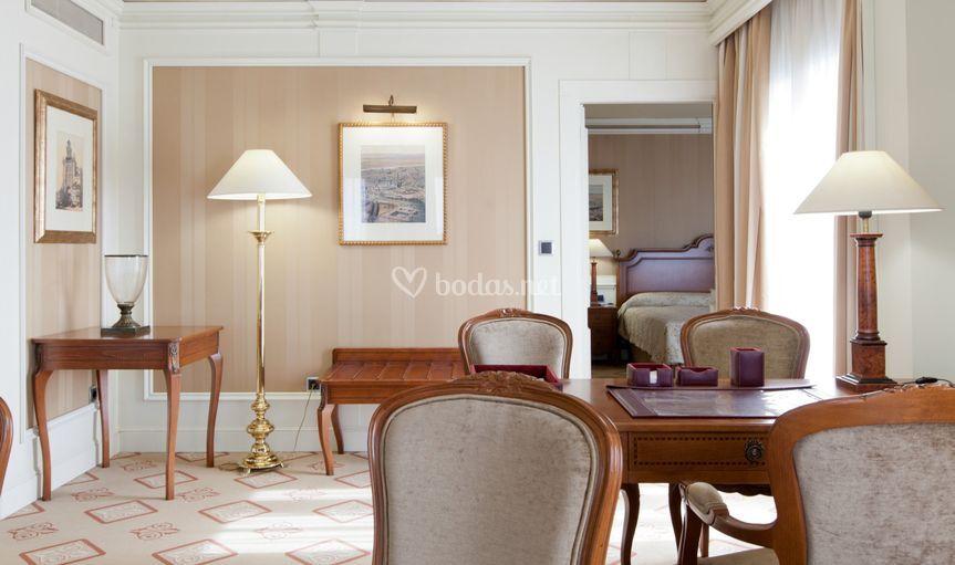 Salón Suite Presidencial salón