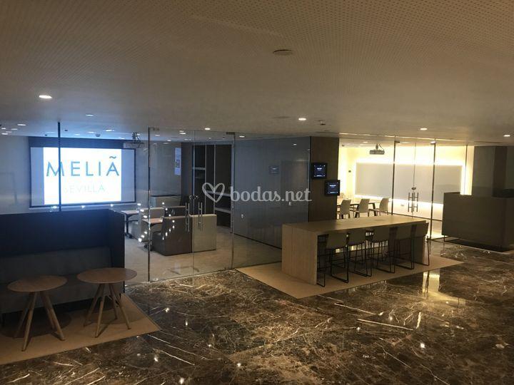 Salones Flexy room