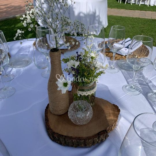 Kvida decoración floral